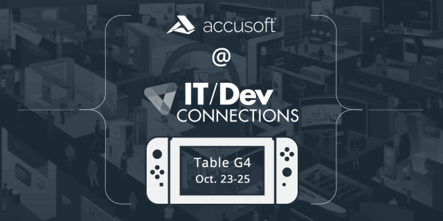 Event – IT/Dev Connections – Social Media Banner