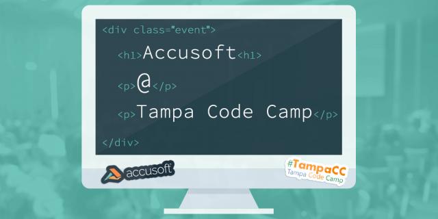 Event – CodeCamp Tampa Bay – Social Media Banner