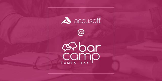 Event – BarCamp Tampa Bay – Social Media Banner