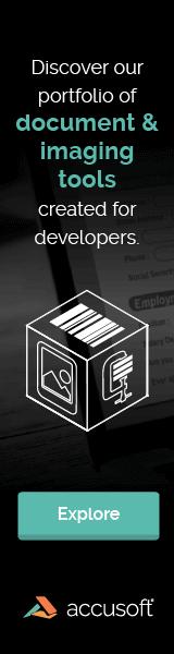 Web Banner – Accusoft – SDKs Campaign