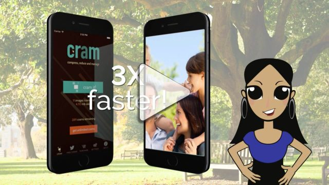 CRAM App for Android – Product Overview 2015