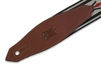 Photography – Product – Guitar Strap – MSSN80-MLT-Detail-1