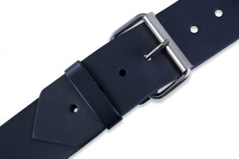 Photography – Product – Guitar Strap – PM28-2B-BLK-Detail-1