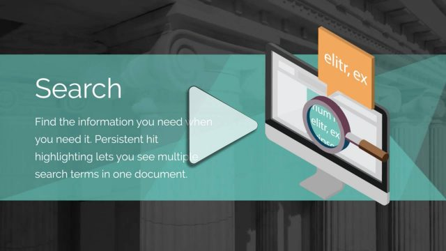 Solutions for Legal Processes with PrizmDoc