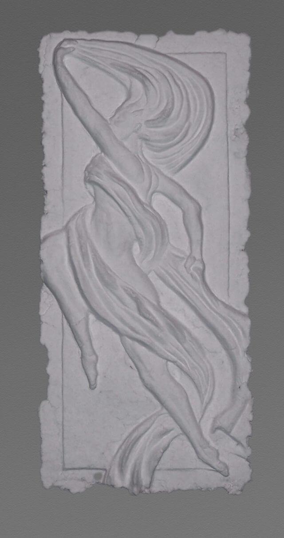 Tangled – Cast Paper – 11-in x 26-in